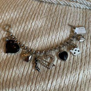 Whimsical feminine bracelet